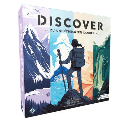 Discover: Zu unentdeckten Landen – DE