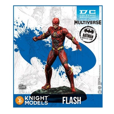 Batman/DC Miniature Game: Flash (Ezra Miller) – EN