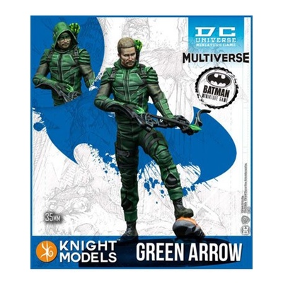 Batman/DC Miniature Game: Green Arrow – EN