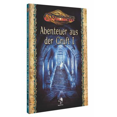 Cthulhu: Abenteuer aus der Gruft 1 (SC) – DE