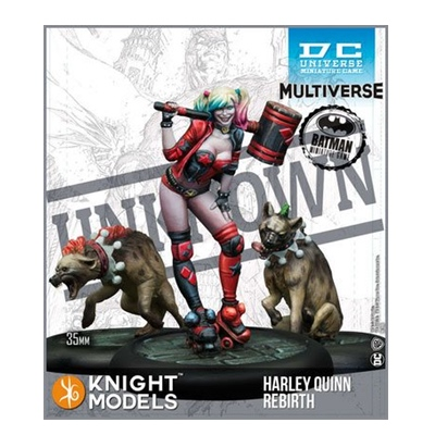 Batman/DC Miniature Game: Harley Quinn (Rebirth) – EN