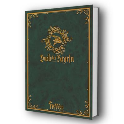 HeXXen 1733: Das Buch der Regeln (HC) – DE