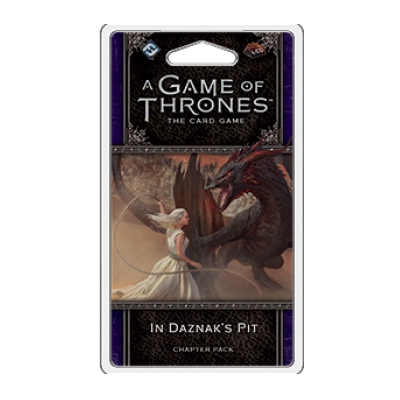 AGoT 2nd Edition: Dance of Shadows 5 – In Daznak's Pit – EN