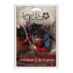 L5R: Scorpion Clan – Underhand of the Emperor – EN