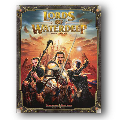 D&D Lords of Waterdeep – EN