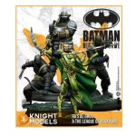Batman/DC Miniature Game: Starter Set Ras al Ghul & Assassins – EN