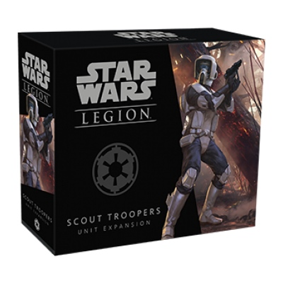 "Star Wars Legion: Scout Troopers ""Unit"" – EN"