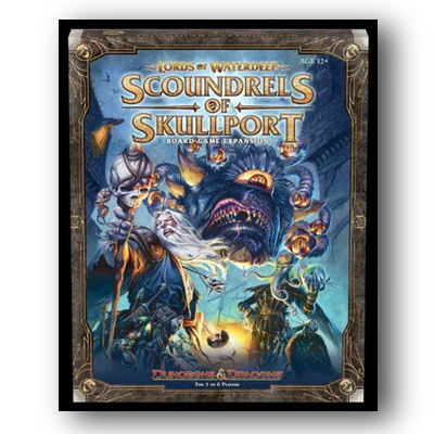 D&D Lords of Waterdeep: Scoundrels of Skullport – EN