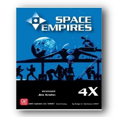 Space Empires 4X (3rd Edition) – EN