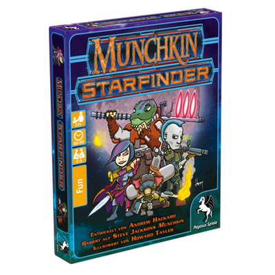 Munchkin: Starfinder – DE