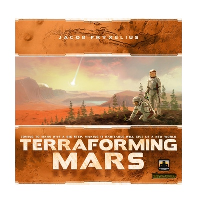 Terraforming Mars – EN  (Box damaged)