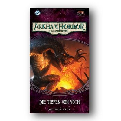 Arkham Horror LCG: das vergessene Zeitalter 5 – Die Tiefen von Yoth – DE