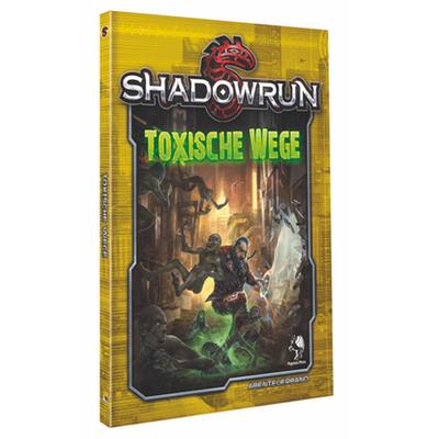 Shadowrun 5: Toxische Wege (SC) – DE