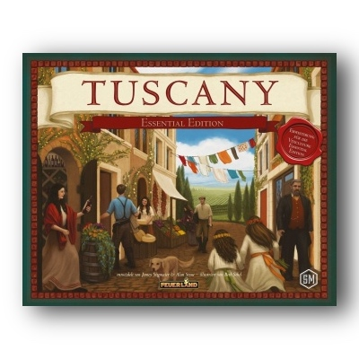 Tuscany: Essential Edition – EN