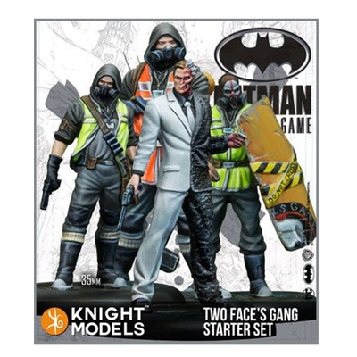 Batman/DC Miniature Game: Starter Set Two-Face – EN