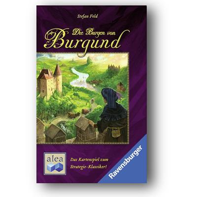 Die Burgen von Burgund: Das Kartenspiel – DE