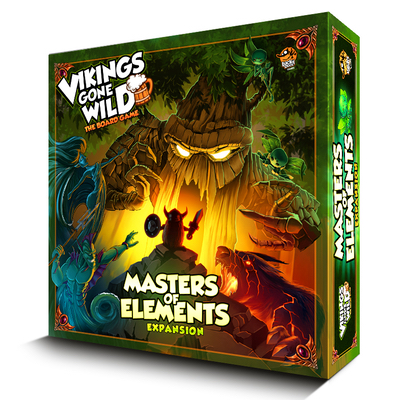 Vikings Gone Wild: Meister der Elemente Erweiterung – DE  *nur stationäre*