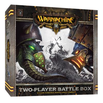 Warmachine: MK3 – Two-Player Battle Box – DE