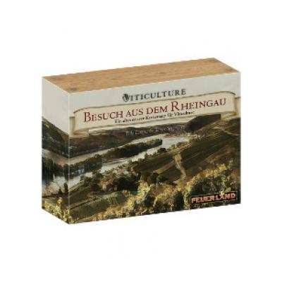 Viticulture: Besuch aus dem Rheingau – DE
