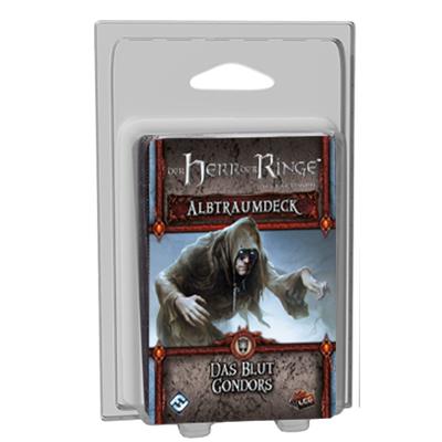 HdR LCG: Gegen den Schatten 5 – Das Blut Gondors *Alptraumdeck POD*
