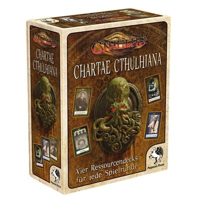 Cthulhu: Chartae Cthulhiana – DE