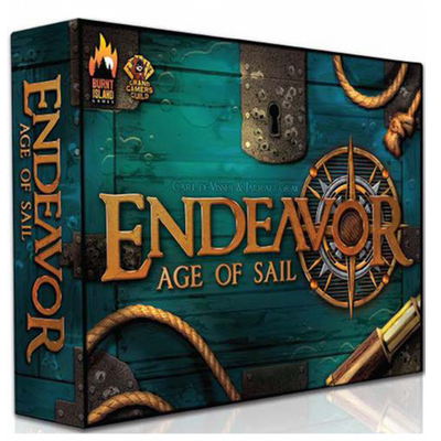 Endeavor: Age of Sail – EN