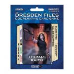 "Dresden Files Cooperative Card Game: Expansion 1 ""Fan Favorites"" – EN"