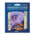 "Dresden Files Cooperative Card Game: Expansion 2 ""Helping Hands"" – EN"
