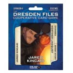 "Dresden Files Cooperative Card Game: Expansion 4 ""Dead Ends"" – EN"