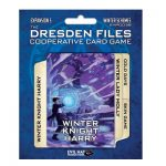 "Dresden Files Cooperative Card Game: Expansion 5 ""Winter Schemes"" – EN"
