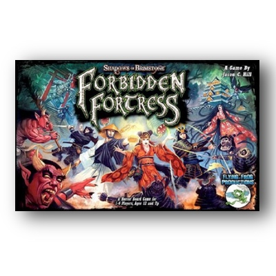 "Shadows of Brimstone: Forbidden Fortress ""Core Set"" – EN"