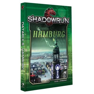 Shadowrun 5: Hamburg – *limitierte Auflage* (HC) – DE