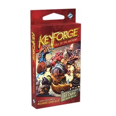 "KeyForge: Call of the Archons ""Deck"" – EN"