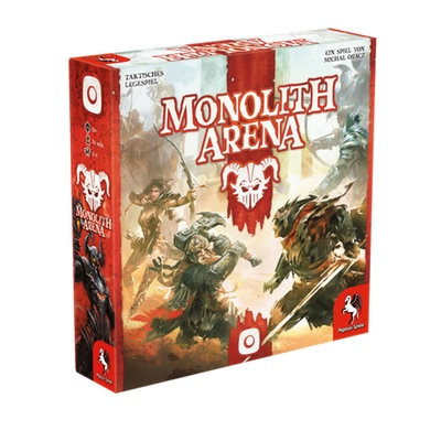 Monolith Arena – DE