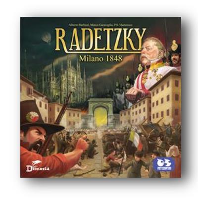 Raddetzky – Milano 1848 – DE/EN