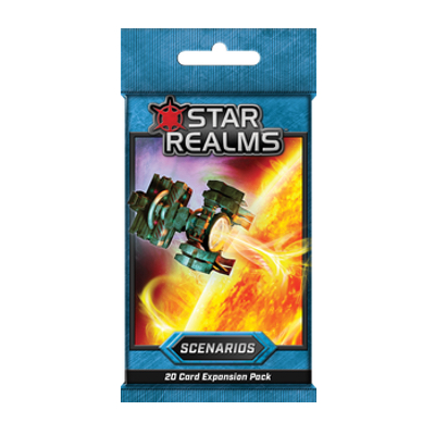 Star Realms: Scenarios Expansion Pack – EN