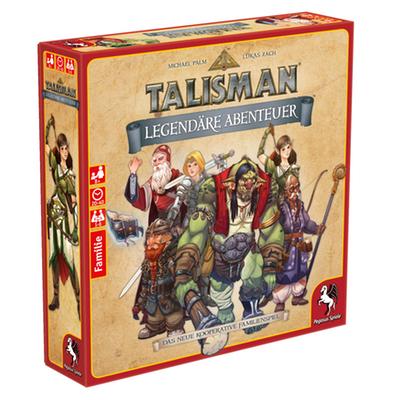 Talisman – Legendäre Abenteuer – DE