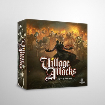 Village Attacks – DE