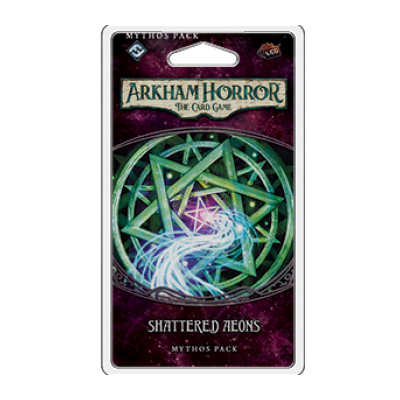 Arkham Horror LCG: The Forgotten Age 6 – Shattered Aeons – EN