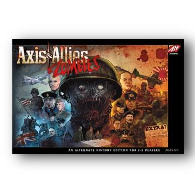 Axis & Allies & Zombies – EN
