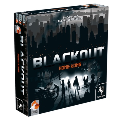 Blackout: Hong Kong – DE