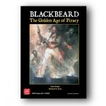 Blackbeard: the Golden Age of Piracy – EN (inkl. dt. Kartensatz)