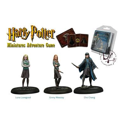 Harry Potter Miniaturenspiel: Dumbledores Armee – EN