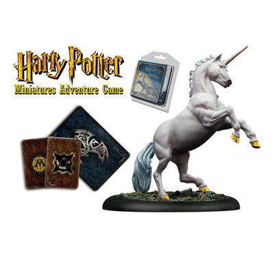 Harry Potter Miniaturenspiel: Einhorn – EN