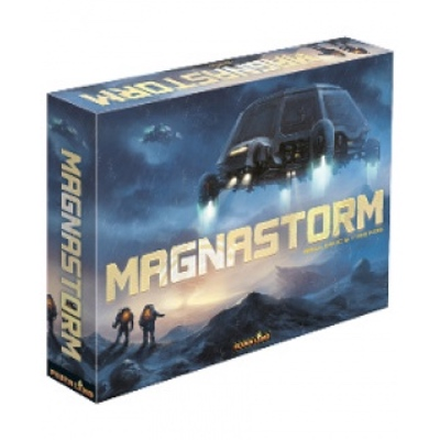 Magnastorm – DE