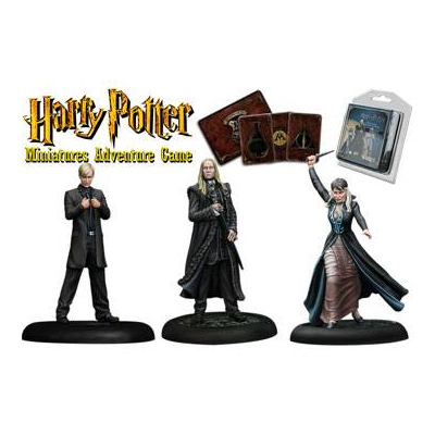 Harry Potter Miniaturenspiel: Familie Malfoy – EN
