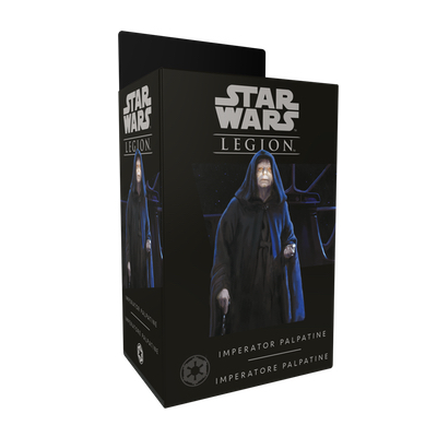 Star Wars Legion: Imperator Palpatine – DE/IT