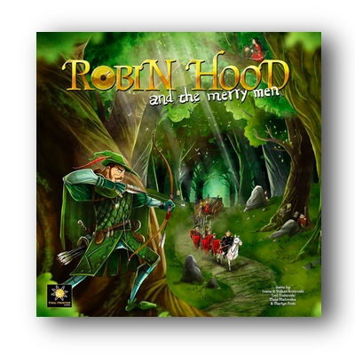 Robin Hood and the Merry Men – EN