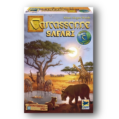 Carcassonne: Safari – DE