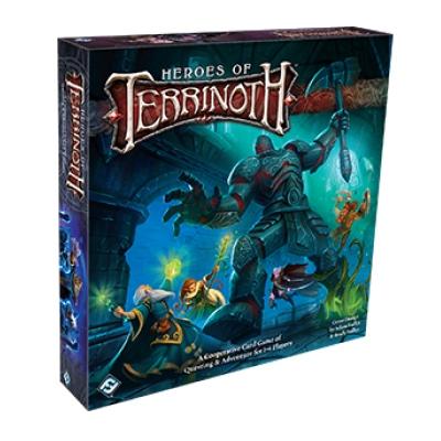 Heroes of Terrinoth: The Adventure Card Game – EN
